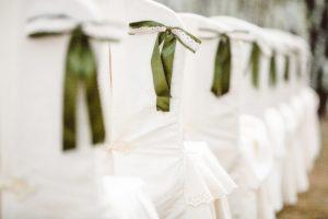 イタリア 結婚式 ウエディング リボン